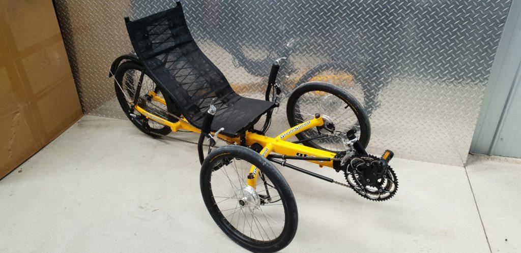 GT 20 Trike