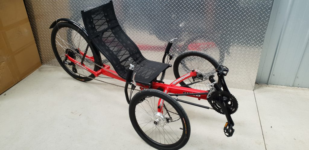 NEW TRIKES | MR RECUMBENT TRIKES & MR COMPONENTS -Trikes And Trike Parts
