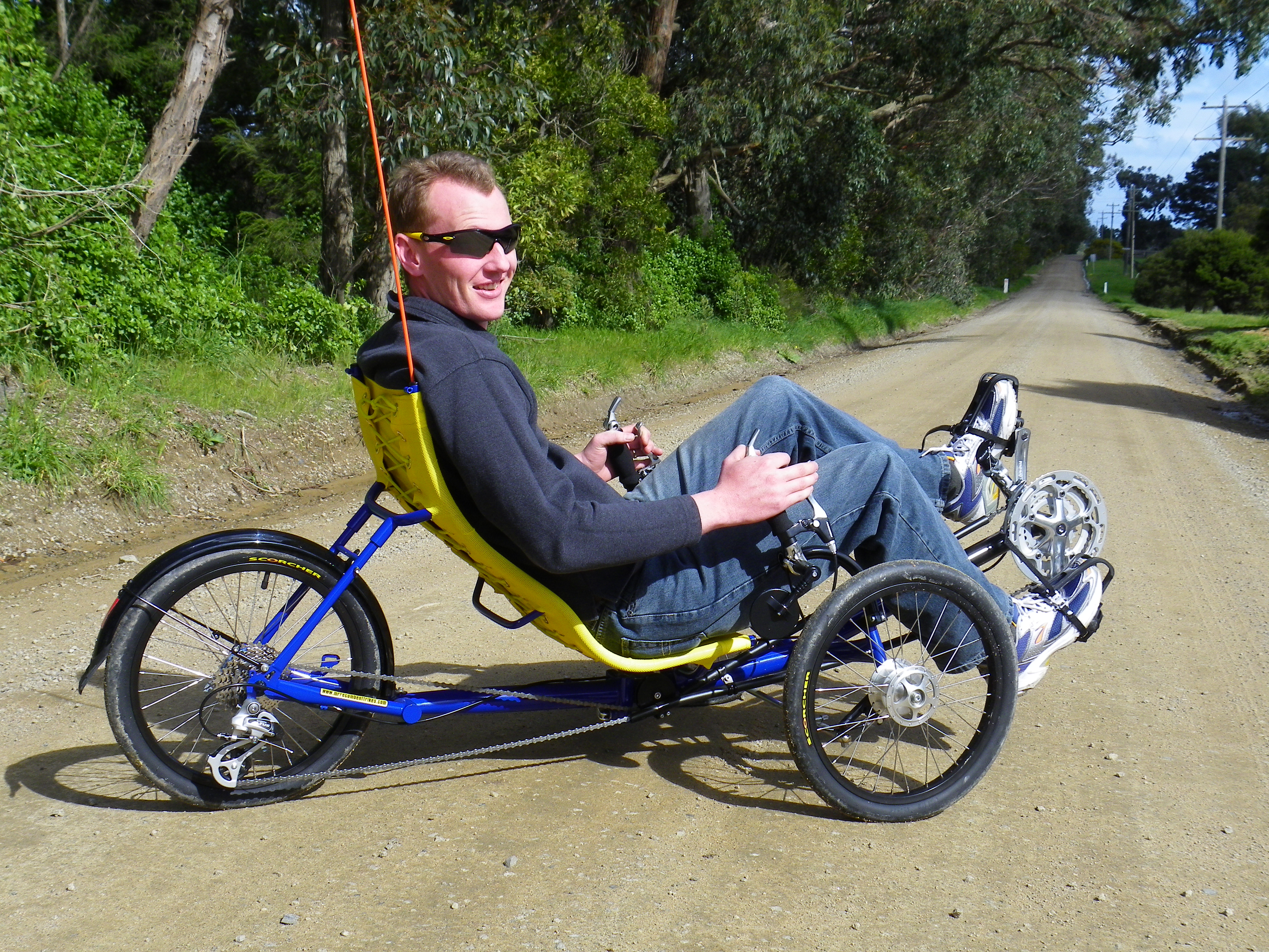 Home Mr Recumbent Trikes Amp Mr Components Trikes And